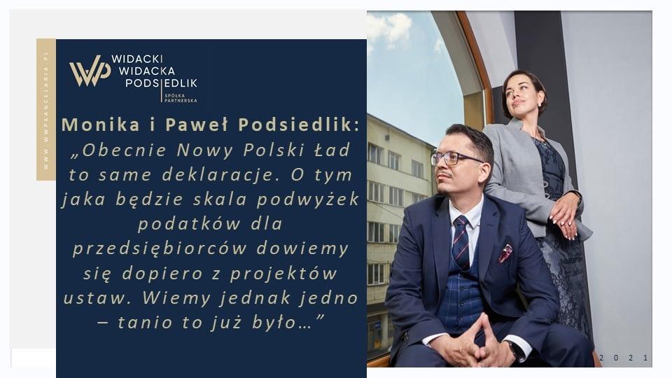 Monika i Paweł Podsiedlik