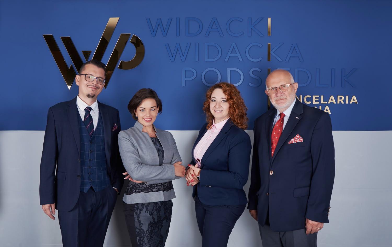 Wspólnicy Kancelarii Widacki Widacka Podsiedlik